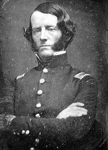 Confederate General Carter Littlepage Stevenson