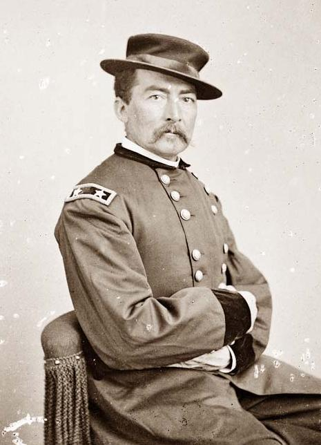 Union Major General Philip Sheridan