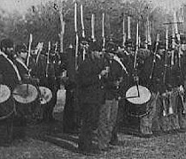 Union bandsmen