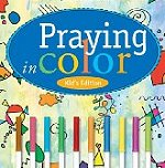 Praying In Color Coloring Book