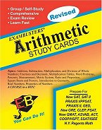 Exam Busters Study Cards on CD-ROM