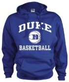 Duke Blue Devils Basketball Sweatshirt