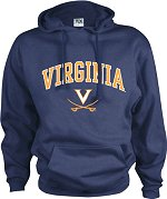 University of Virginia Cavaliers sweatshirt