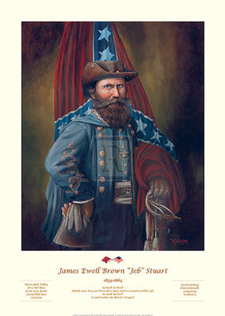 James Ewell Brown 'Jeb' Stuart