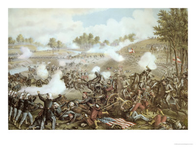 Battle of First Bull Run, 1861