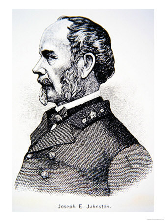 Protrait of General Joseph E. Johnston