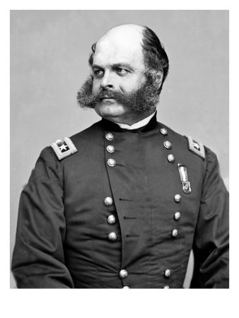 General Ambrose Burnside of Indiana, Civil War
