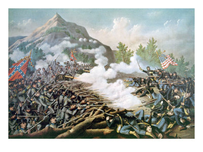 The Battle of Kennesaw Mountain, June 27, 1864