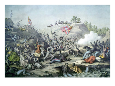 The Fort Pillow Massacre, April 12, 1864