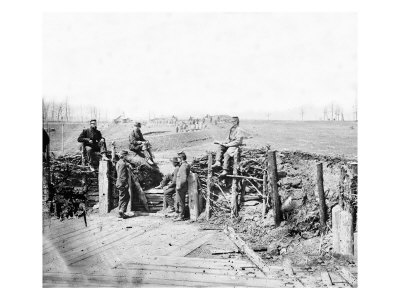 Manassas, VA, Fort in Manassas, Civil War