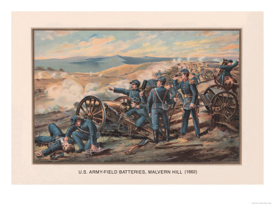 U.S. Army, Field Batteries, Malvern Hill, 1862