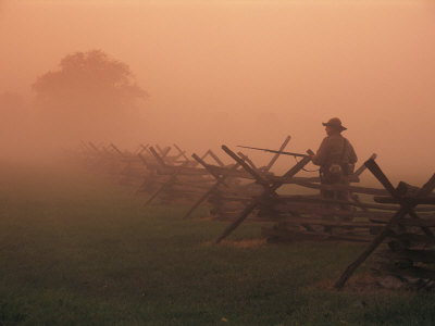 The Civil War Battlefield at New Market, Virginia