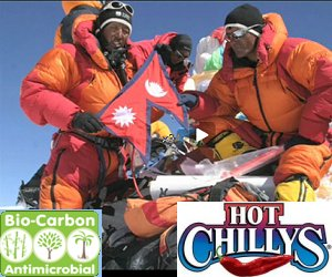 Mens Winter Wear from Hot Chillys