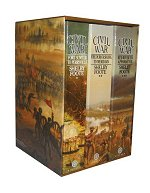 Shelby Foot 3 Volume Civil War Set