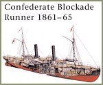 Confederate Blackade Runner