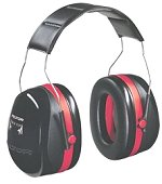 hearing protection earmuff