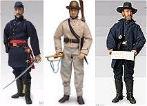 civil war figures