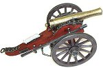 Civil War Cannon Collectible