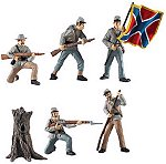 Confederate Army Collectibles and Toys
