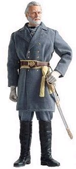 Robert E Lee Action Figure