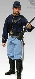 Union Cavalry action Figure