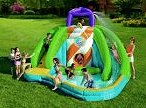 inflatable backyard water slide