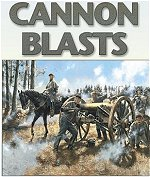 Civil War Artillery Cannon Blasts