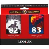Lexmark ink combo pack