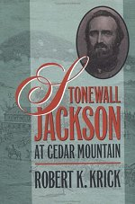 Stonewall Jackson at Cedar Mountain