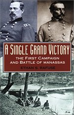 A Single Grand  Donnybrook: The Battle of Bull Run, 1861  One of the better overviews of the campaign and battle of First Manassas or Bull Run. The book is very easy to read and is broken down in manageable chunks, with the events before and after the battle Victory Manassas
