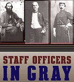 Staff Officers in Grey