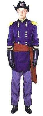 Union Officer Uniform
