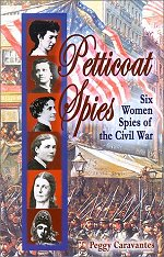 Women Civil War Spy