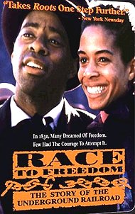 Underground Railroad DVD