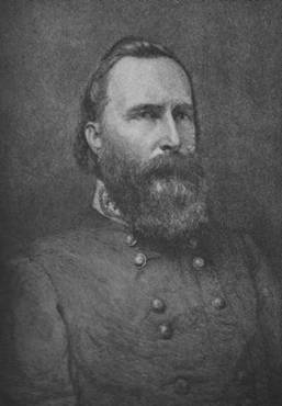Confederate General Longstreet