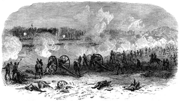 June 1862 the battle of gaines mill virginia