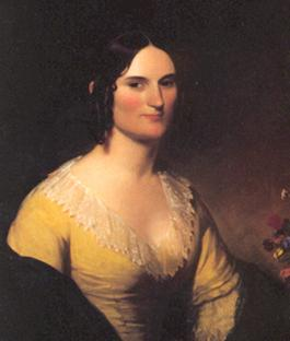 Robert E. Lee wife Mary Lee 1829