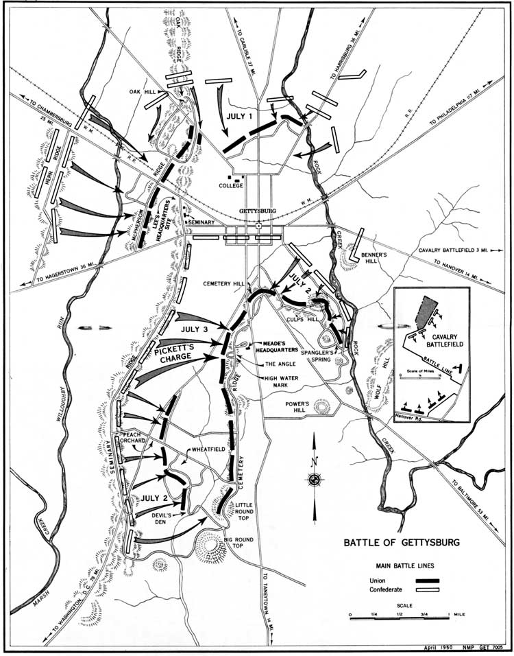 American Civil War Campaign Area And Battle Maps - July 1 1860 map of the us