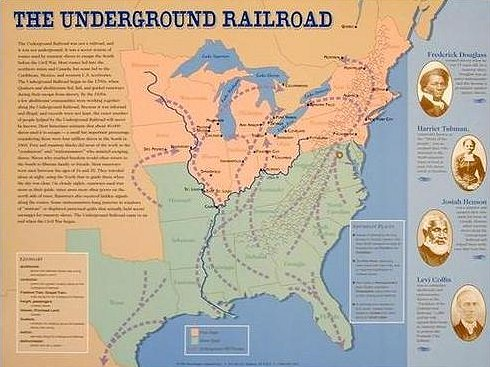 the impact of the underground railroad in the history of america The resulting economic impact was minuscule,  the underground railroad in history and memory  the underground railroad africans in america c1780 – 1862.
