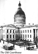 Early Photo of the Old Courthouse