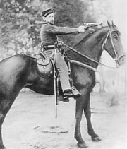 A Michigan cavalryman