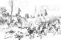 Battle at Devil's Den