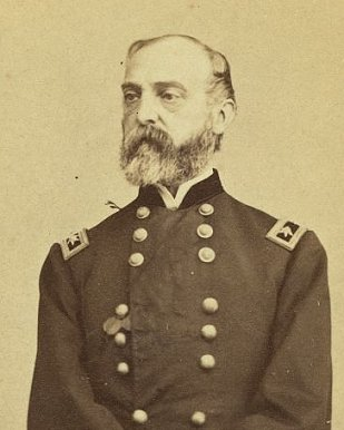 a biography of george meade an american civil war general General george gordon meade history biography photo general george  gordon  at the outbreak of the american civil war, captain meade offered his.