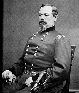 General Irvin McDowell