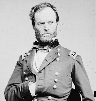General William T Sherman