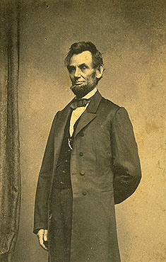 16th president of the united states Abe Lincoln
