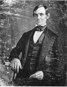 Young Abraham Lincoln