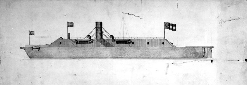 confederate ship css virginia