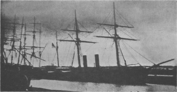 Confederate Navy ship Rappahannock