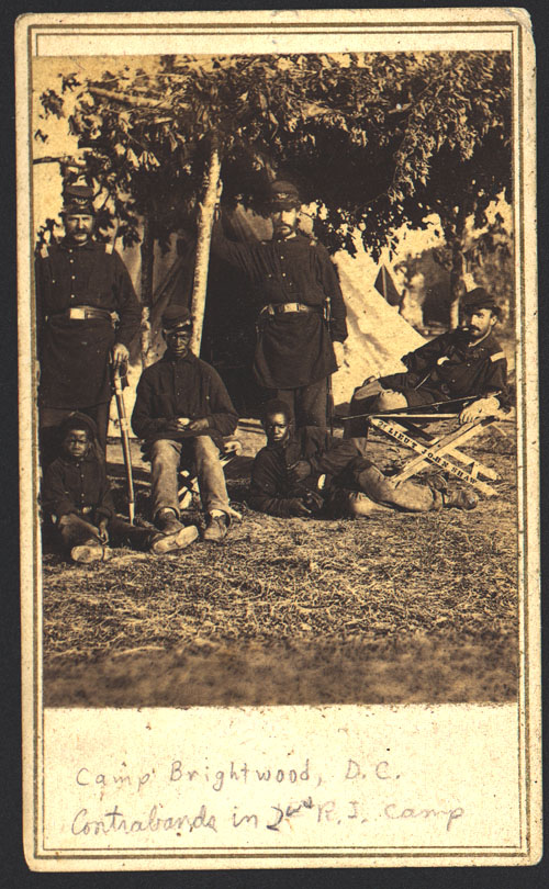 a history of african american troops in the civil war Civil war soldier service records celebrating african-american contributions to united states military history and connecting families with.